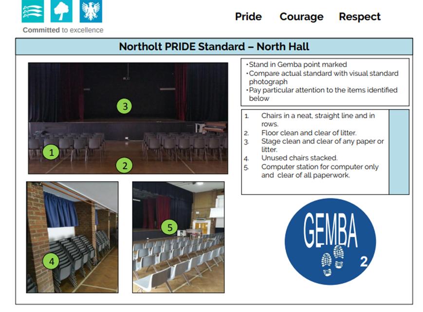 Northolt pride standard lge