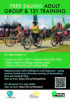 Ealing adult group cycle sessions