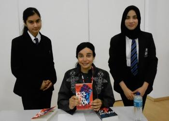 Ealing teen read 2020 mohammad khan ludina sama