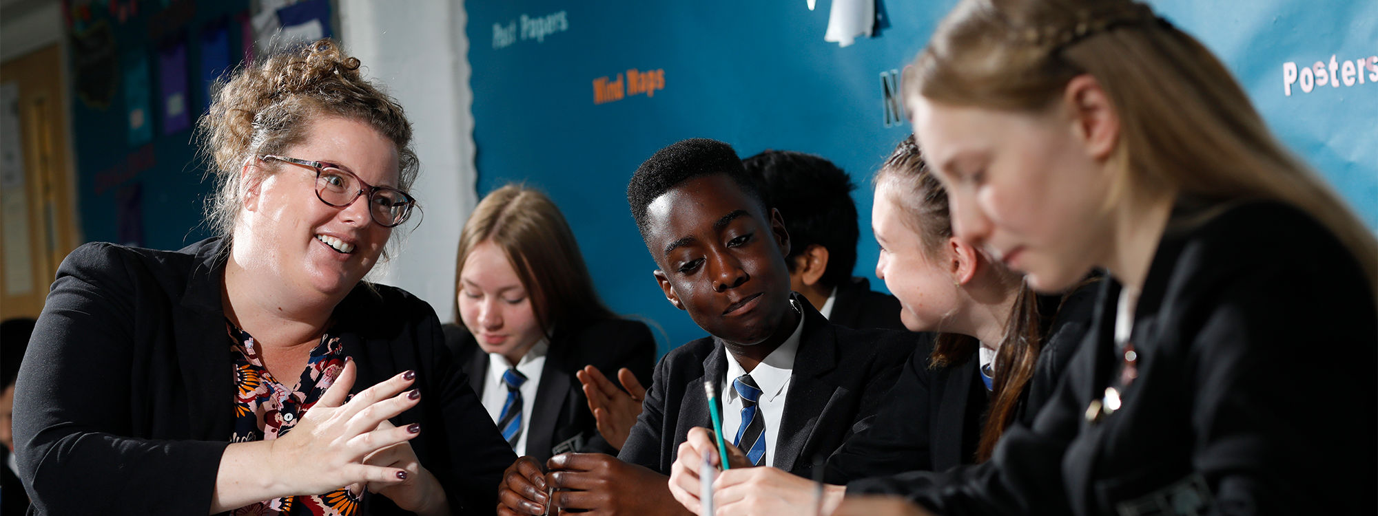Northolt high school header image 14